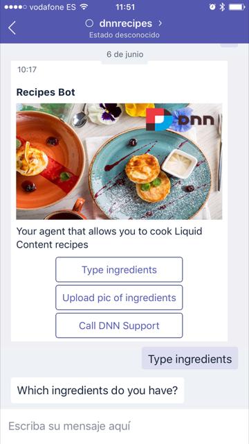 Building an Evoq Liquid Content chatbot with Azure Bot Service