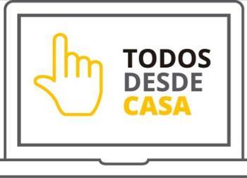 Nos unimos a la iniciativa solidaria #TodosDesdeCasa