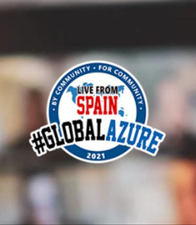 De nuevo presentes en el Global Azure 2021