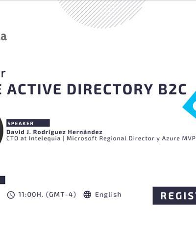Webinar: Azure Active Directory B2C